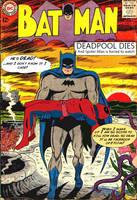 BATMAN VS DEADPOOL by ProjectCornDog