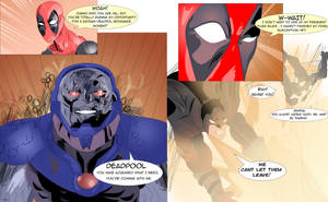 Spider-Man vs Deadpool PG. 12 by ProjectCornDog