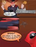 World's Strangest Issue #2 Pg #2 by ProjectCornDog