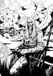 The Last Crusader by kurotokage