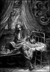 The case of Charles D. Ward by kurotokage