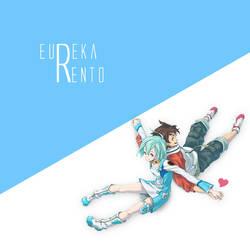 Eureka y Rento by Gio-Design