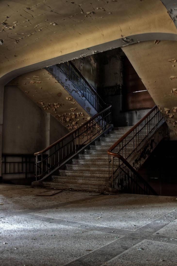 sanatorium 1 by Skanatiker