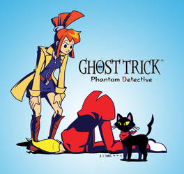 Ghost Trick by Alistu