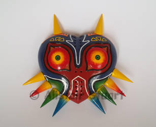 Majora's Mask Paperweight +Commission+ by Alistu