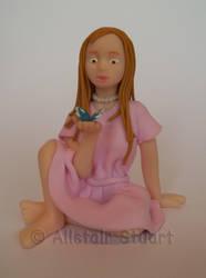 Fimo Doll by Alistu