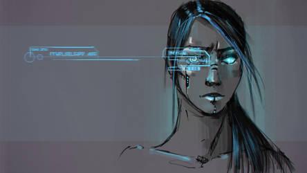 Cyborg by 1Ver4ik1