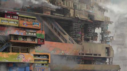 Urban blocks by 1Ver4ik1
