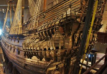 The Ship Vasa 2 by LiveLongButLOL