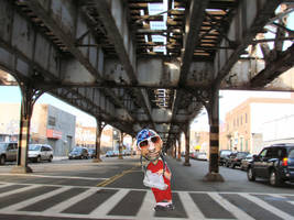 Crossing the Street by kazanjianm
