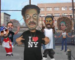 Bronx Comp F2 by kazanjianm