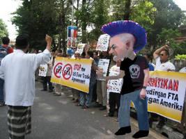 Punk Rock Protest by kazanjianm