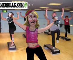 Fitness Class by kazanjianm
