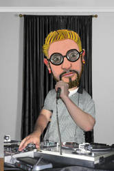 DJ by kazanjianm