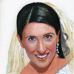 Color Pencil Portrait by kazanjianm
