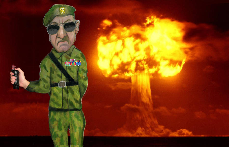Generally Speaking Nukes Are Bad by kazanjianm