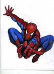 Spiderman Tutorial Image from kazanjianm(YouTube) by kazanjianm