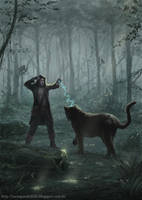Beastmaster by Luk999