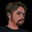 Pixel Self-Portrait by fax-celestis
