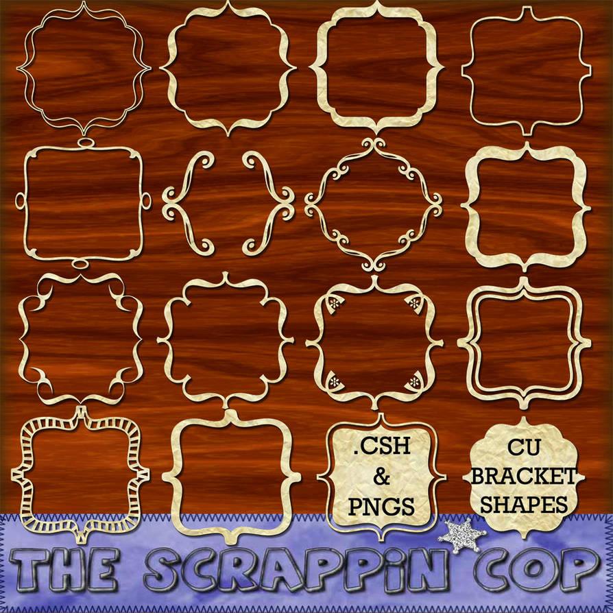 Bracket Frame .csh 2 by debh945