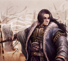 Sima Yi by Luches