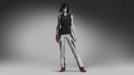 Mirrors Edge 2014 edited excerpt for wallpaper use by eXPoser89