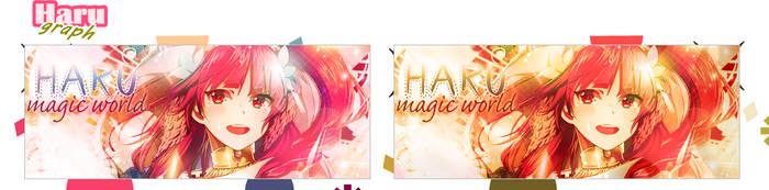 Magic World by Harugraph
