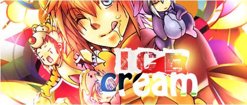 Signa' - Ice Cream by Harugraph