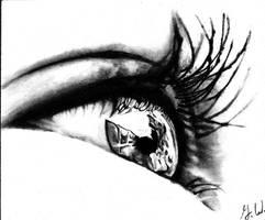 eye study III. by phaidor