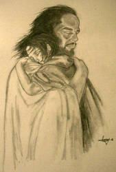 Jesus by leesygirl