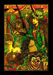 Fantastic Circus by sawsin