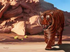 Tiger by Sandusky78