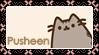 Pusheen Stamp by KawaiiMonstr