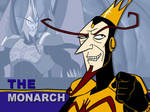 The Mighty Monarch by venturebros