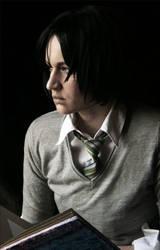 Severus Snape by love-squad