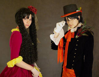 xxxHolic-Clamp-Cosplay by love-squad