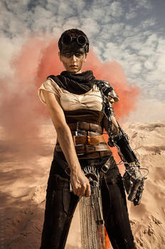 Imperator Furiosa- Mad Max: Fury Road by love-squad