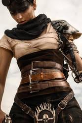 Mad Max: Fury road - Furiosa by love-squad