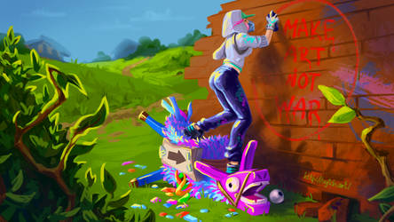 Fortnite Explore Fortnite On Deviantart