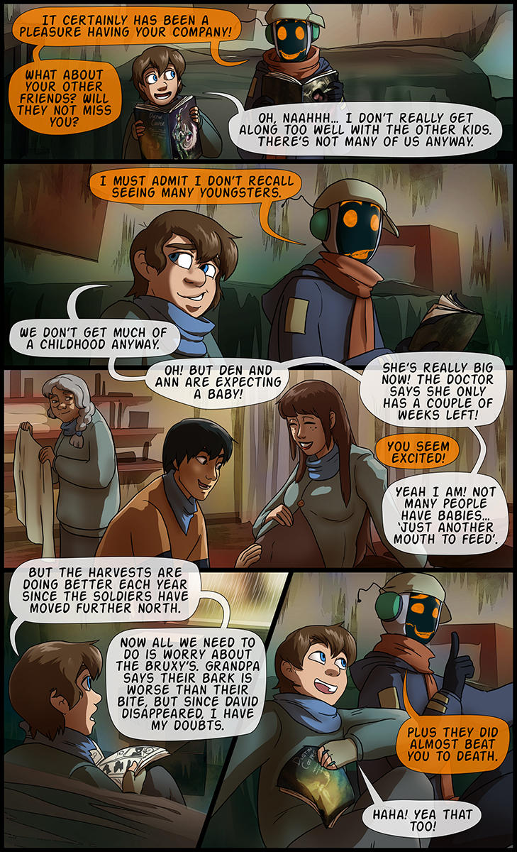 Tethered - Page 131 by Natashane