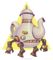 Robopot by tom-monster