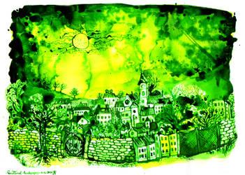 .emotional landscapes by rionka