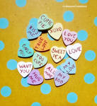 Sweethearts Craft Candies by CrimsonsCreations