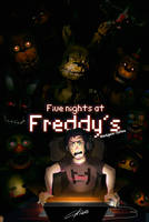 Five nights at Freddy's - Markiplier's Edition by CKibe