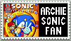 Pro Archie Sonic Comic stamp by Beau-Skunk