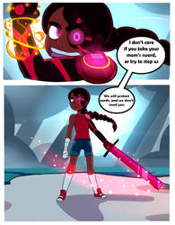 Connie vs Steven page 3 by AngeliccMadness