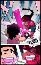 Connie vs Steven page 5 by AngeliccMadness