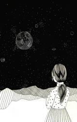 one clear night by emmettpellerin