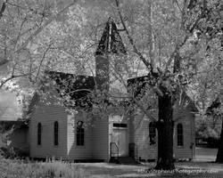 IR a little church by yabbles