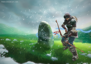 Vr warrior by fkaleo